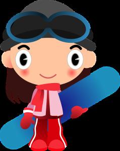 girl-snowboard